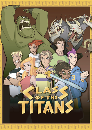 LUK - CLASS OF THE TITANS