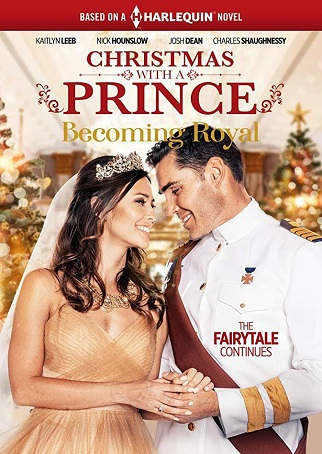 LUK - HARLEQUIN: Christmas With A Prince. Becoming Royal