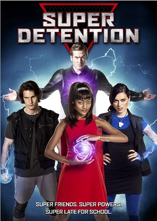 LUK - HARLEQUIN: Super Detention