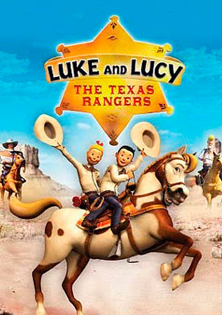 LUK - LUKE AND LUCY: LOS RANGERS DE TEXAS