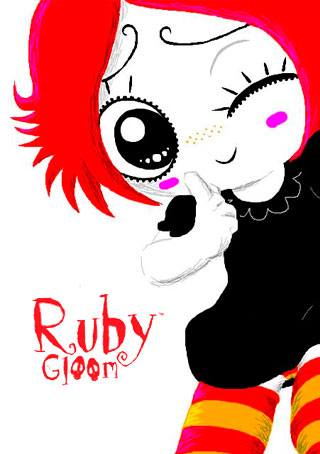 LUK - RUBY GLOOM
