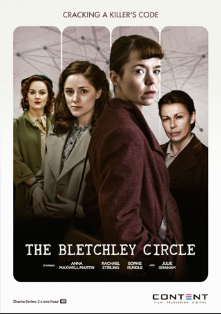 LUK - THE BLETCHLEY CIRCLE